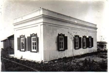 Templo Congregación Evangélica Bautista de Ramírez
