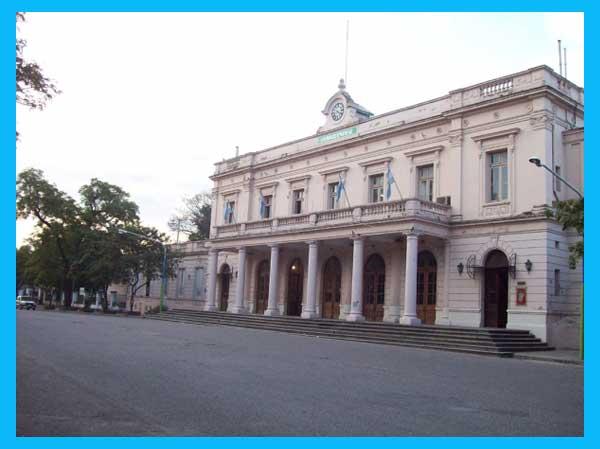 Estación Ferrocarril Mitre, Tucumán, Argentina